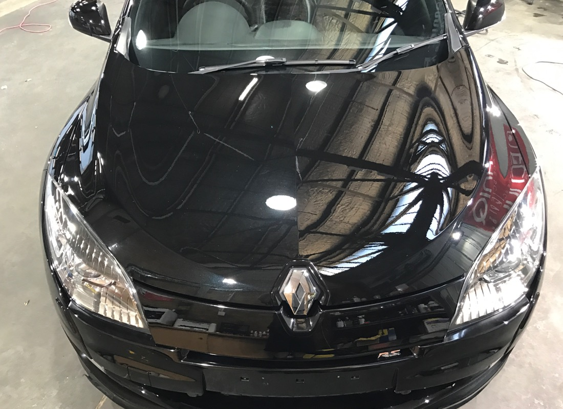Renault Megane Rs Paint Protection Melbourne